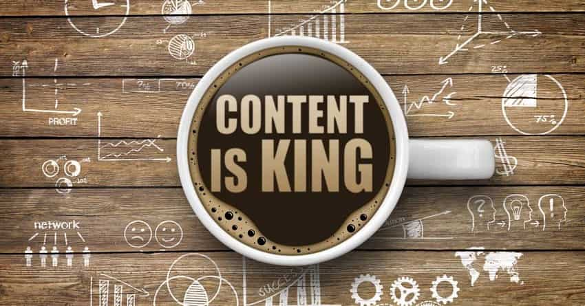 content is king for onsite seo