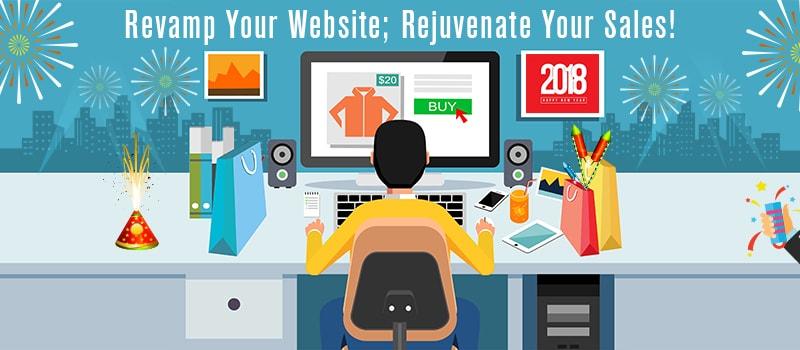 revamp website